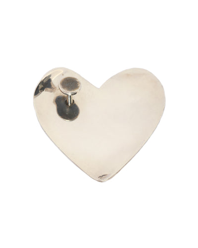 Heart Note Brooch