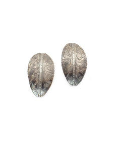 Medium Texture Earrings