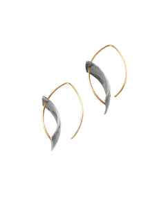 Axe Arc Earrings