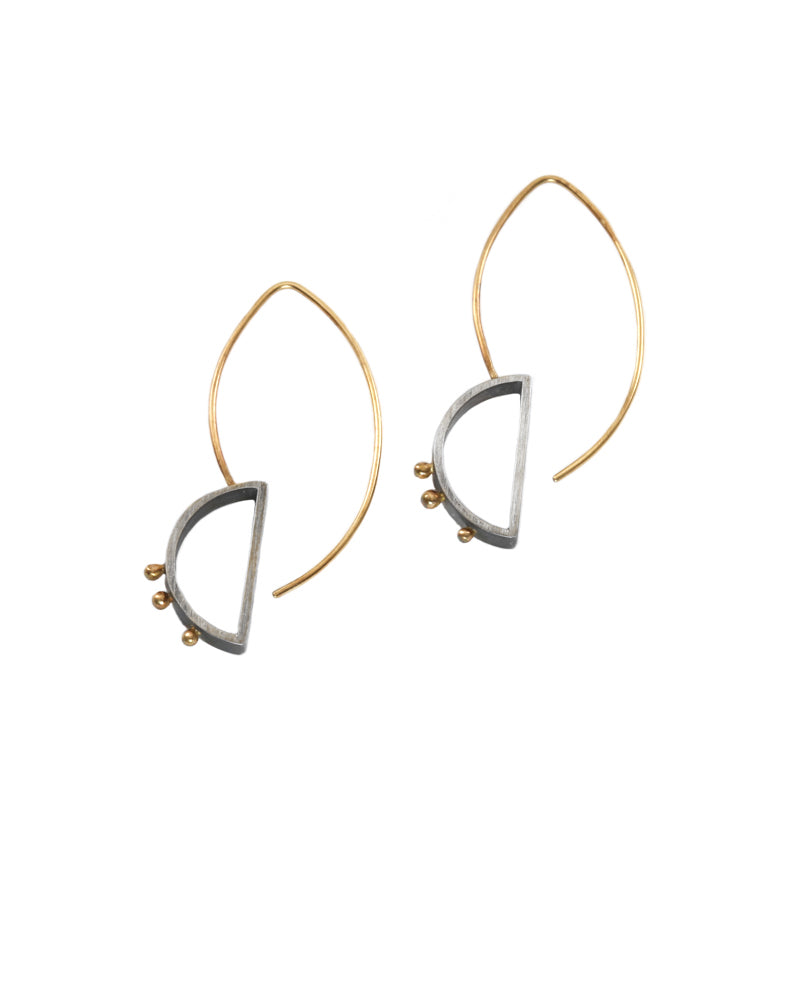 Heavy Drop Earrings