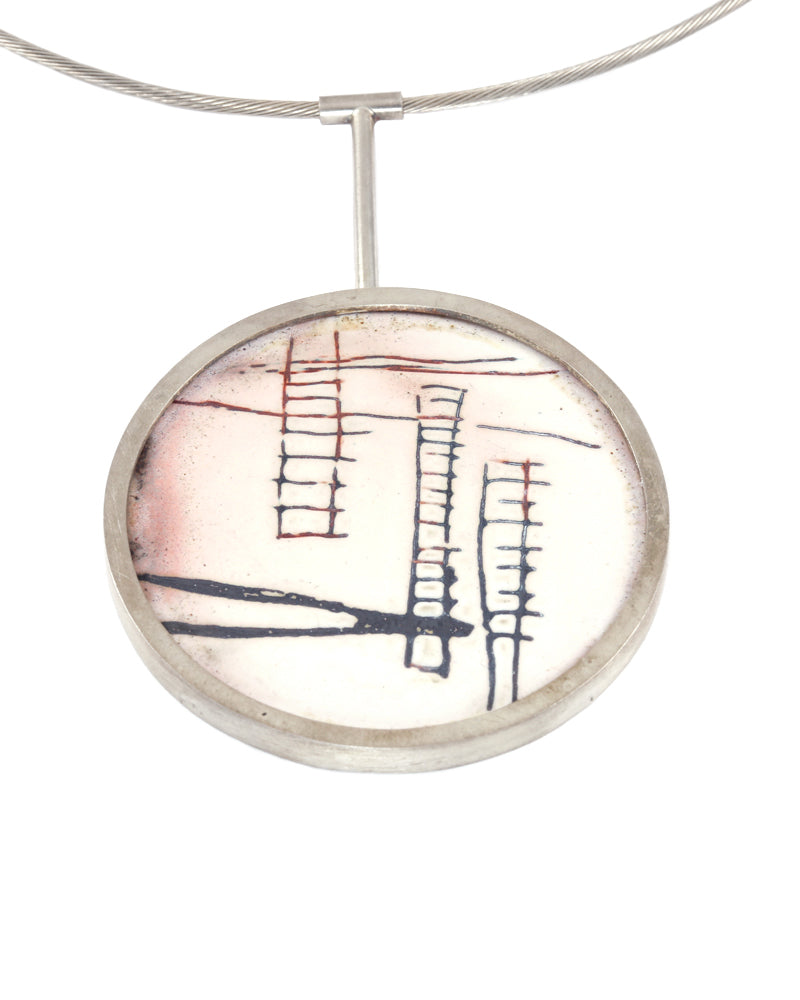 Foundation Structure Necklace