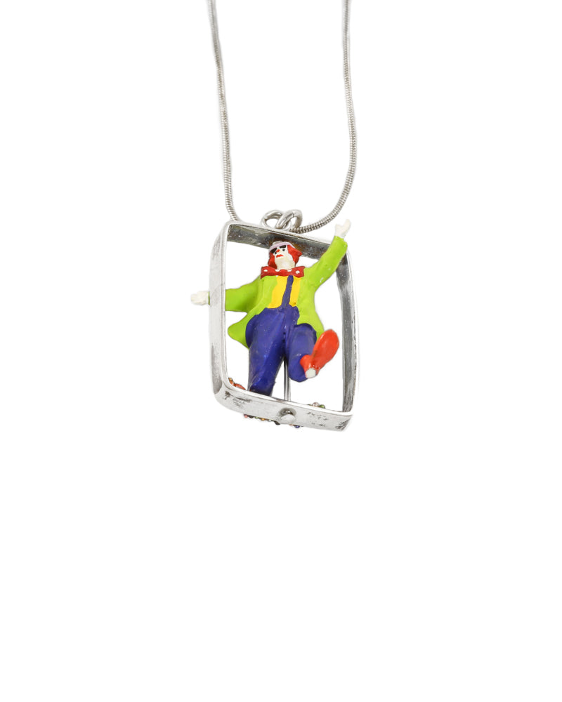 Clown Necklace