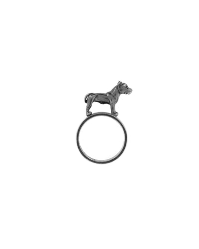 Pitbull Dog Ring