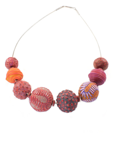 Big Bead Necklace #120