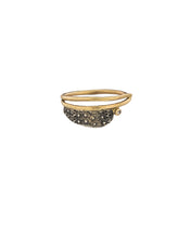 Load image into Gallery viewer, Urchin Ring With Diamond 6.5
