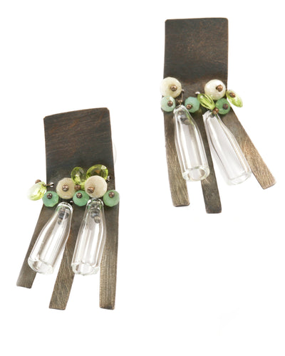 Muti stone Earrings