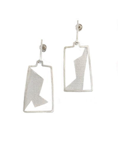 Silver Dancer Earrings