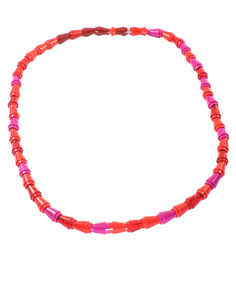 Red & Orange Necklace