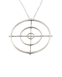 Moving Target Necklace