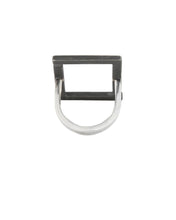 Load image into Gallery viewer, Aldo Oxidized Ring