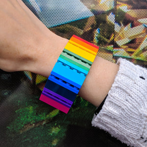 Rainbows Basic Bracelet