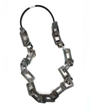 Load image into Gallery viewer, Anuszkiewicz Long Chain Link Necklace