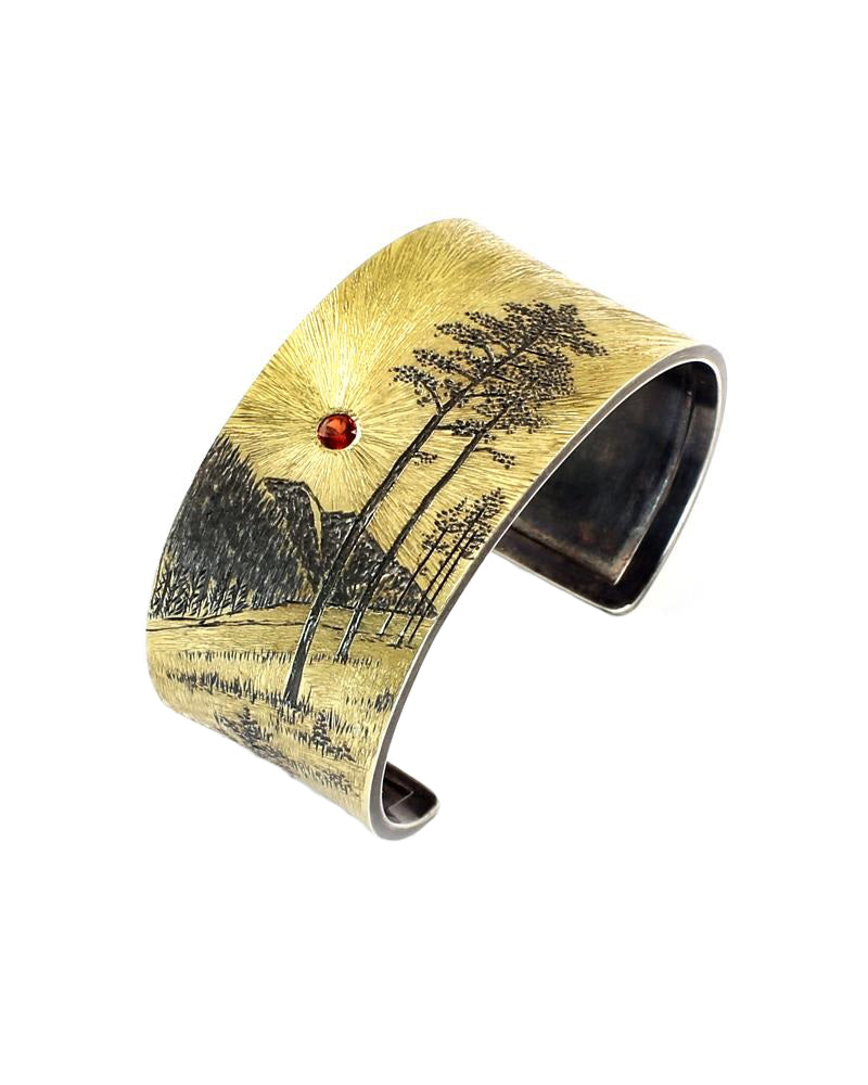 Morning Prayer Cuff