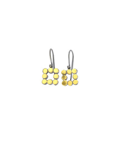 Square Dot Earrings