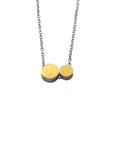 Dot And Dot Necklace