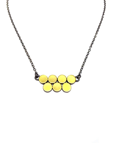 7 Dot Necklace