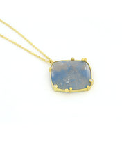 Load image into Gallery viewer, Blue Quartz Pendant