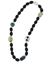 Load image into Gallery viewer, Onyx Necklace