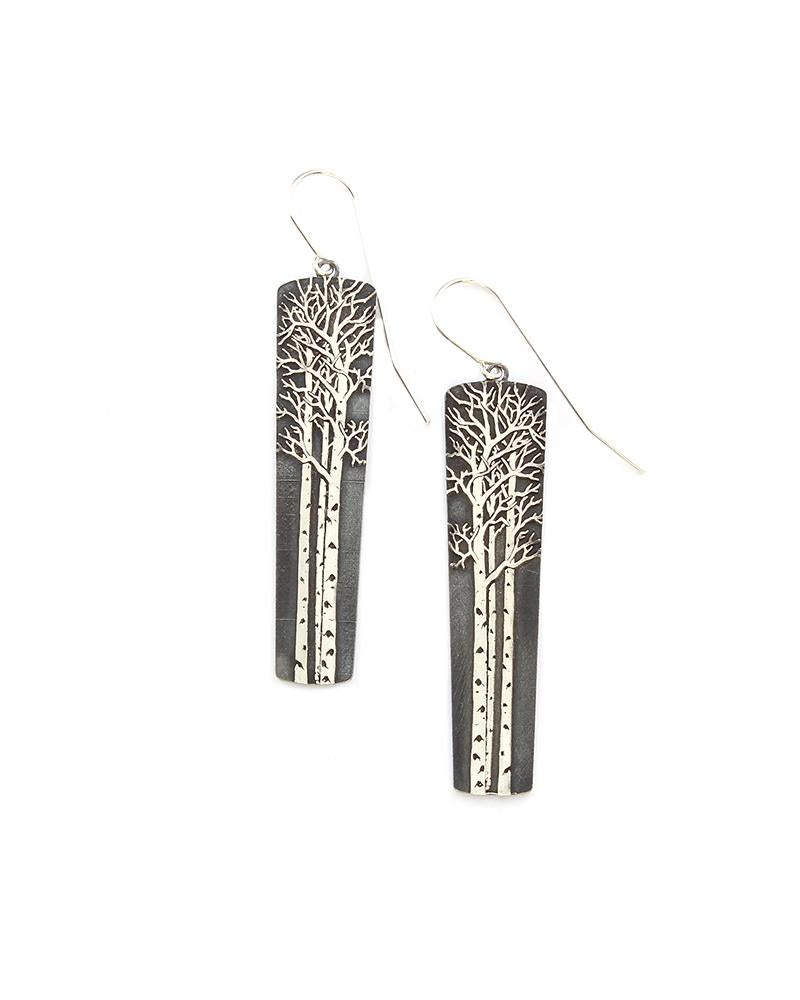Winter Aspen Earrings
