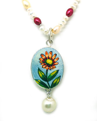 Summer Flower II Necklace