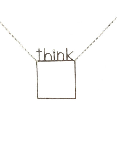 think (outside the box)