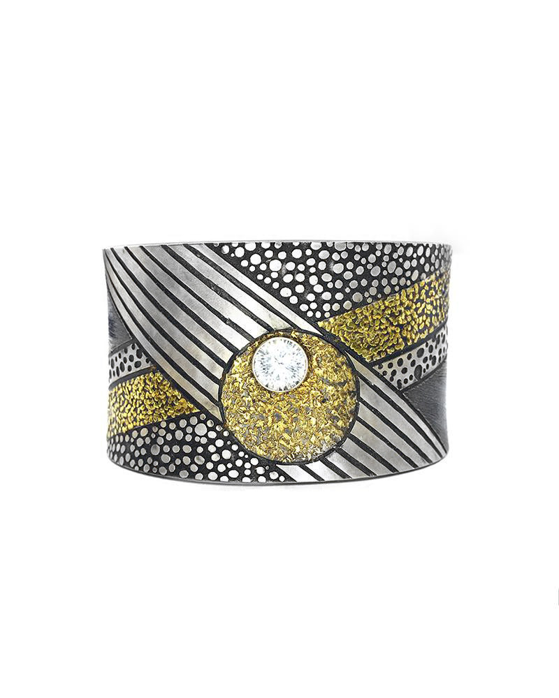 Interlaced Cuff