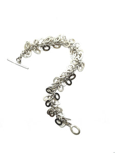 Bright Small Oval Link Bracelet