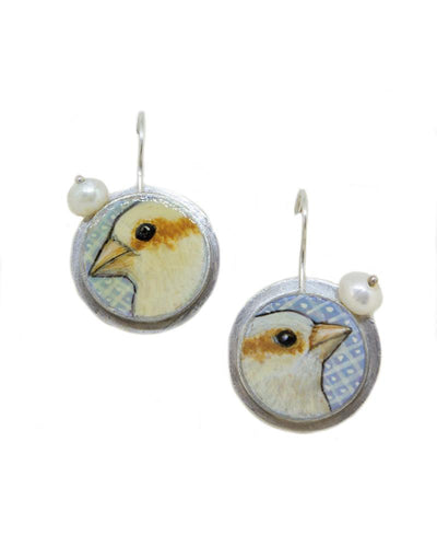 Society Finches Earrings