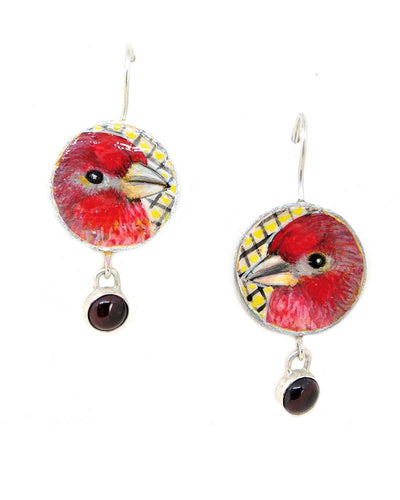 House Finches Earrings
