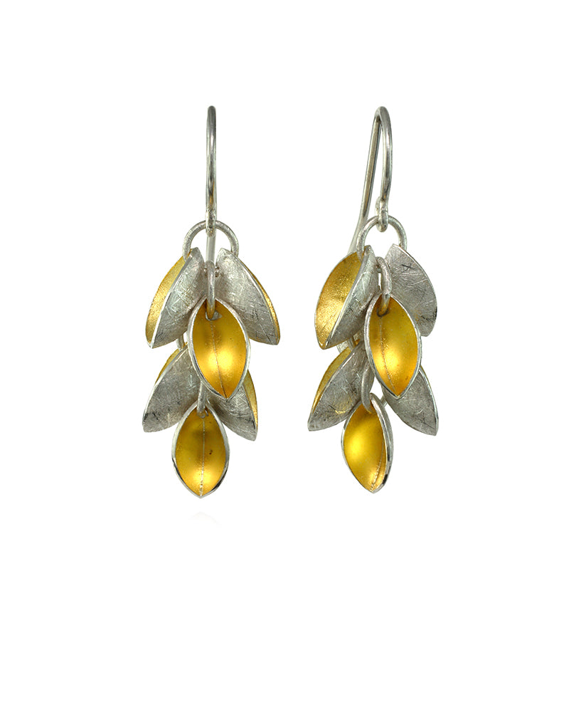 Dangle Marquise Earrings