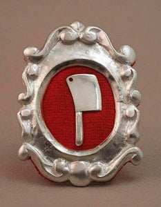 Trophy Brooch