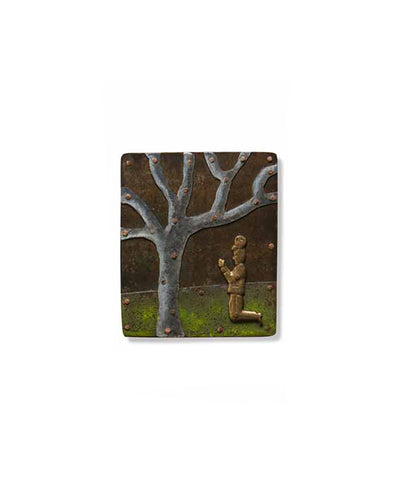 Tree Spirit Brooch