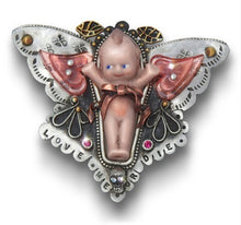 Load image into Gallery viewer, Death Moth Kewpie