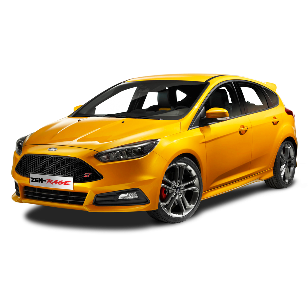 Ford Focus ST 2.0T ZEN-Rage Valvetronic performance exhaust system