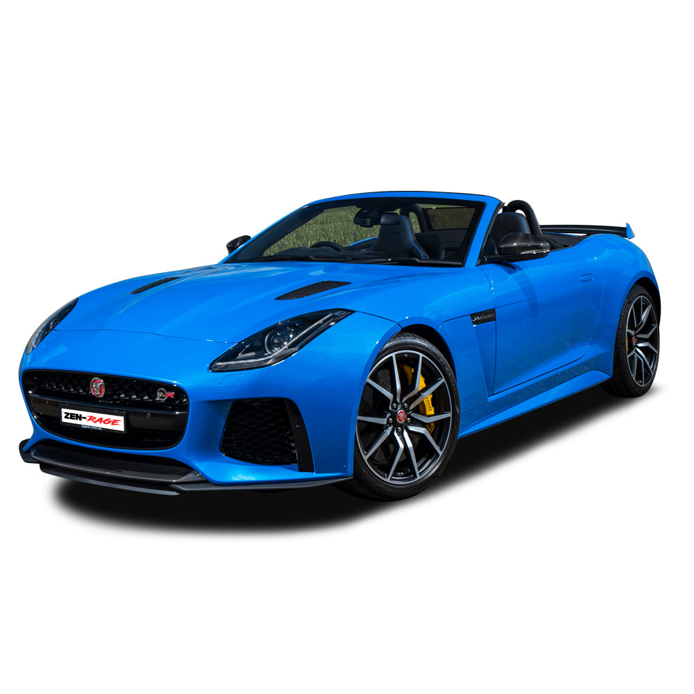 Jaguar F-Type 2014-now ZEN-Rage Valvetronic exhaust system 3.0T