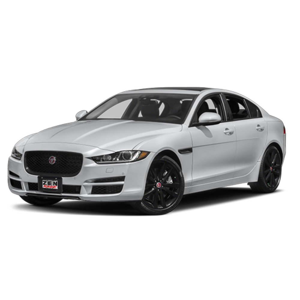 Jaguar XE 2018-now ZEN-Rage Valvetronic luxury exhaust system 2.0T