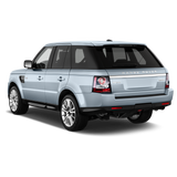 Land Rover Rang Rover 2013-2017 ZEN-Rage Valvetronic exhaust system (Petrol _ Diesel) 5.0T
