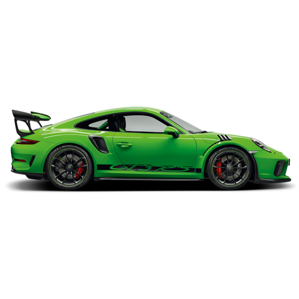 Porsche 911 GT3_RS 2015-now ZEN-Rage performance Valvetronic exhaust system