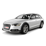 Audi A6 c7 allroad 2015 3.0T ZEN-Rage Valvetronic exhaust system