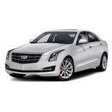 cadillac ats_atsl 2014-Present ZEN-Rage Valvetronic exhaust system Full System 2.0t