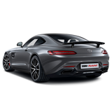 mercedes amg-gt_gts c190_c120 2015 ZEN-Rage Valvetronic exhaust system Full System 4.0t