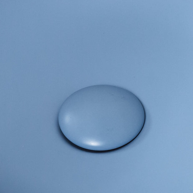 Lunar Above Counter Basin Matte Blue