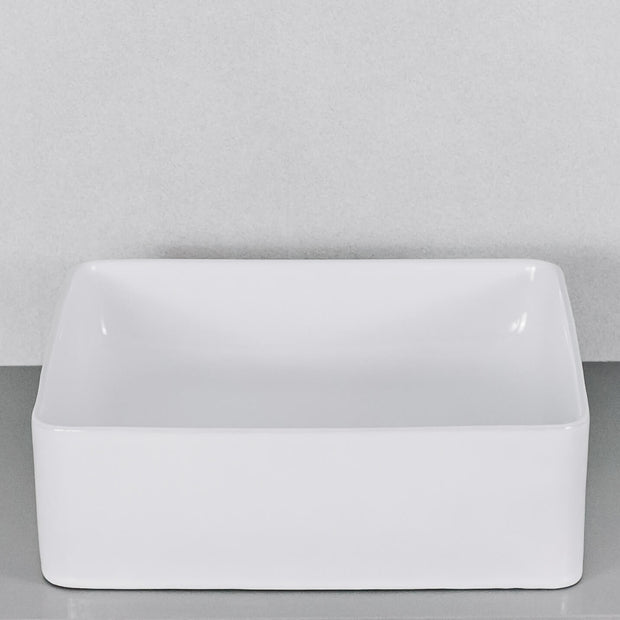 Haven Above Counter Basin Gloss White