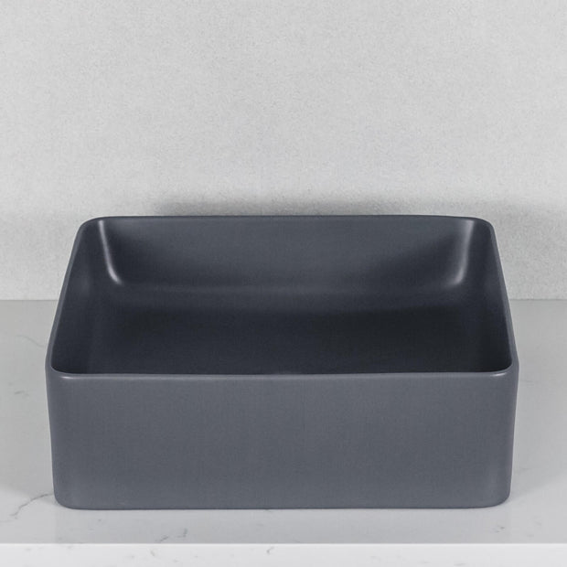 Haven Above Counter Basin Matte Grey