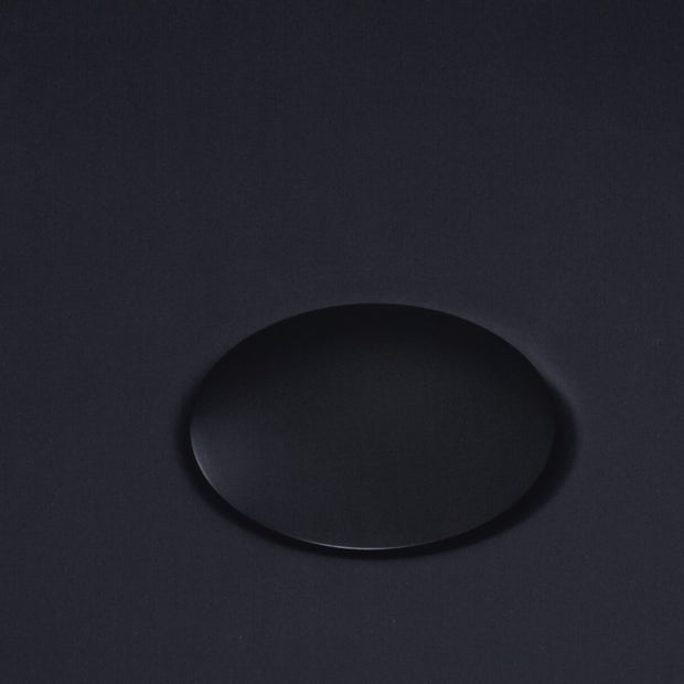 Tranquil Above Counter Basin Matte Black