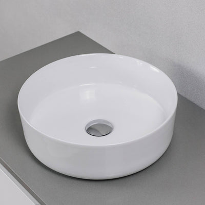 Aura Above Counter Basin Gloss White