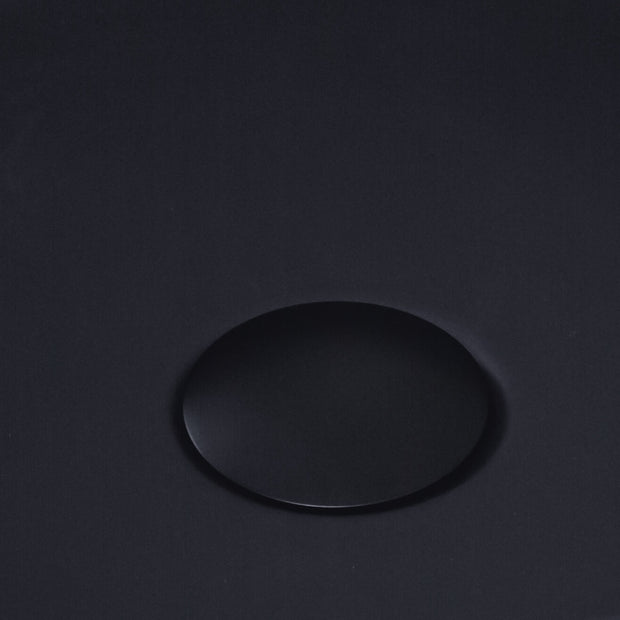 Aura Above Counter Basin Matte Black