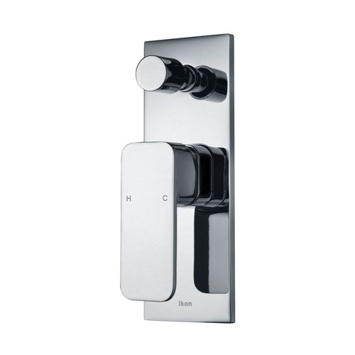 ikon SETO Wall Mixer With Diverter