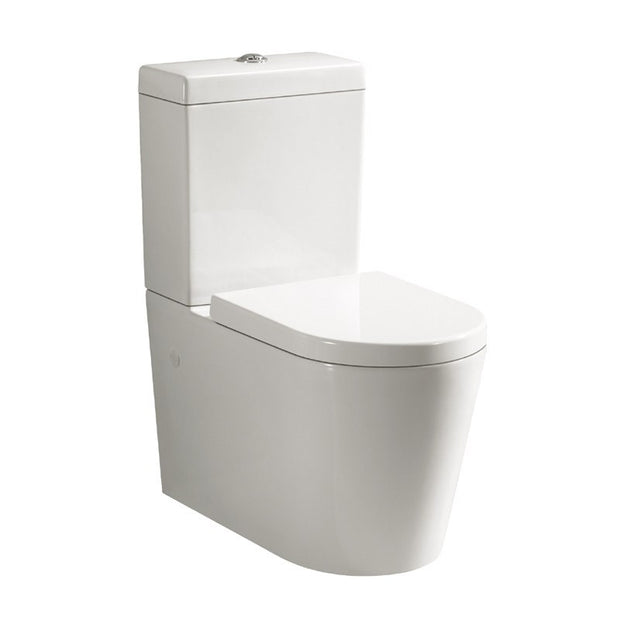 Selector Wall Faced Toilet Suite