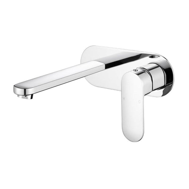 CORA Wall Basin Mixer With Spout